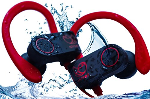 AIRSET BE1010 Wireless Earbuds, Bluetooth Earphones, Running Earbuds, Wireless Sport Earbuds, Noise Cancelling Earbuds, Splashproof, Water & Sweatproof, Gym Earphones Microphone, for Women/Men