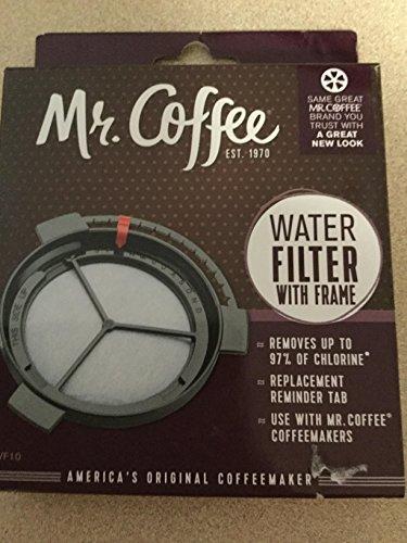Mr. Coffee WF10 Water Filter