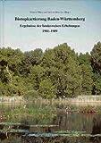Biotopkartierung Baden-Württemberg: Ergebnisse der landesweiten Erhebungen 1981-1989 (Beihefte zu den Veröffentlichungen für Naturschutz und ... in Baden-Württemberg) (German Edition)