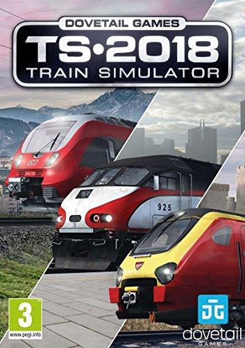 Train Simulator 2018 Edition (PC DVD)