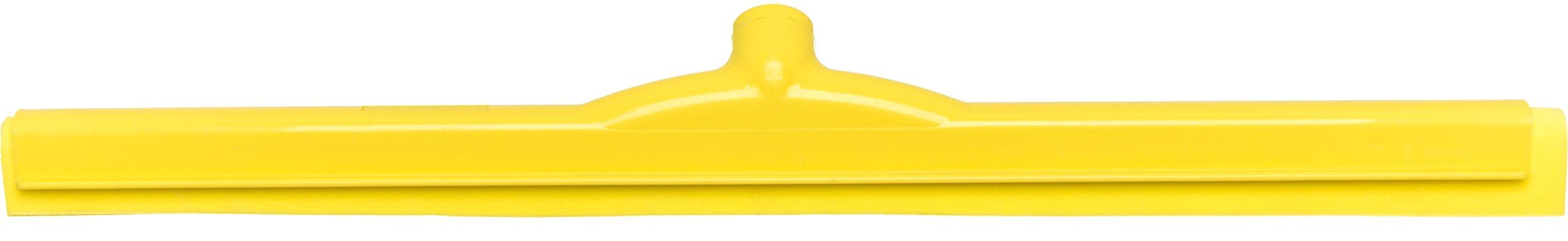 Carlisle 4156804 Spectrum Double Foam Rubber Floor Squeegee, 24'' Width, Yellow (Case of 6) by Carlisle (Image #2)