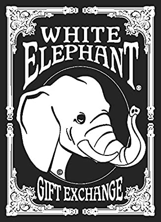 Amazon white elephant gift exchange card game by white white elephant gift exchange card game by white elephant negle Gallery