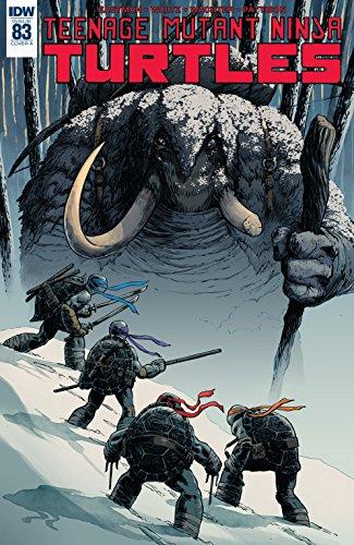 Amazon.com: Teenage Mutant Ninja Turtles #83 eBook: Tom ...
