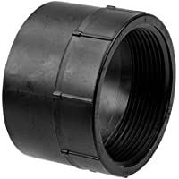 NIBCO 5803 ABS Pipe Fitting, Adapter, Schedule 40, 3 Hub x 3 NPT Female by Nibco