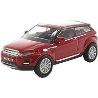 Land Rover Range Rover Evoque rot 1:76 Oxford