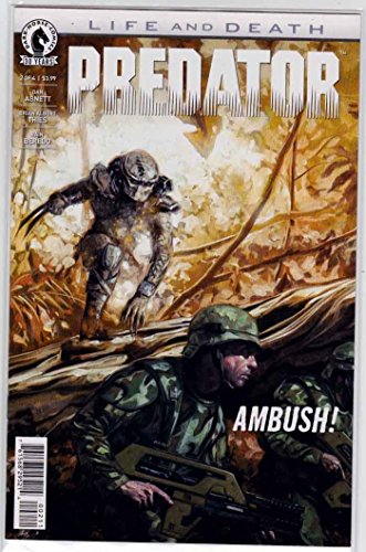 (Predator Life and Death #2 (2016))