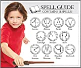 Harry Potter, Wizard Training Wand - 11 SPELLS To