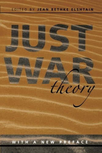 Cover of Just War Theory (Readings in Social & Political Theory)