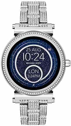 Michael Kors Access, Women's Smartwatch, Sofie Stainless Steel, MKT5024