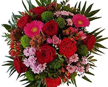 Blumenstrauß Versenden Roten Rosen Meisterbetrieb 1a Qualität