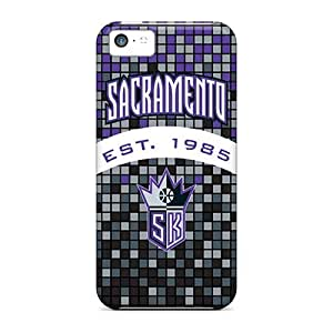 New Mialisabblake Super Strong Sacramento Kings Tpu Case Cover For Iphone 5c