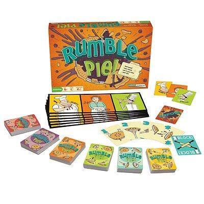 rumble pie game - 2