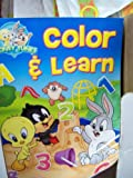 Baby Looney Tunes Coloring and Activity Book
