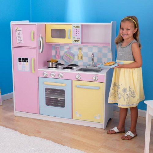 - KidKraft Large Kitchen