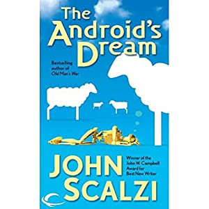 The Android's Dream Hörbuch