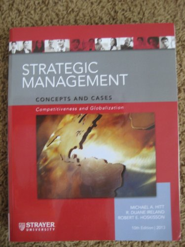 strategic management and amazon Amazon's dominance is changing the power structure of publishing – a  our  recently published paper in advances in strategic management.