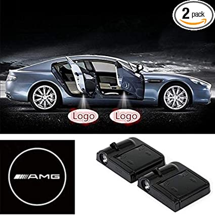 Qualified 2pcs Car Door Light Vehicle Ghost Led Courtesy Welcome Logo Warning Light Lamp Shadow Laser Projector For Audi Logo Light Automobiles & Motorcycles