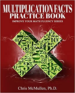 Book Multiplication Facts Practice Book: Improve Your Math Fluency Series: Volume 1