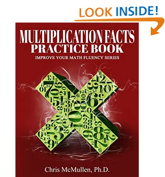 Math Fact Fluency Amazoncom
