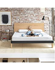 Nod by Tuft & Needle Mattress, Bed in a Box, Responsive Foam, Sleeps Cooler & More Support Than Memory Foam, More Responsive Than Latex, CertiPUR-US Certified, 10-Year Warranty.