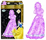Hanayama Disney Crystal Gallery 3D Puzzle-Pink Snow White (40 Pieces)