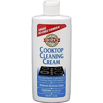 Amazon Com Elco Lab Cook Top Clean Cream 20 Oz Home
