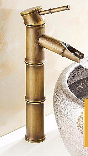 (GBHNJ Taps Bathroom Basin Single Hole Single Handle Mixer Cold N)