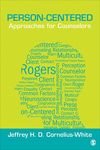 Download Person-Centered Approaches for Counselors (Theories for Counselors) Pdf