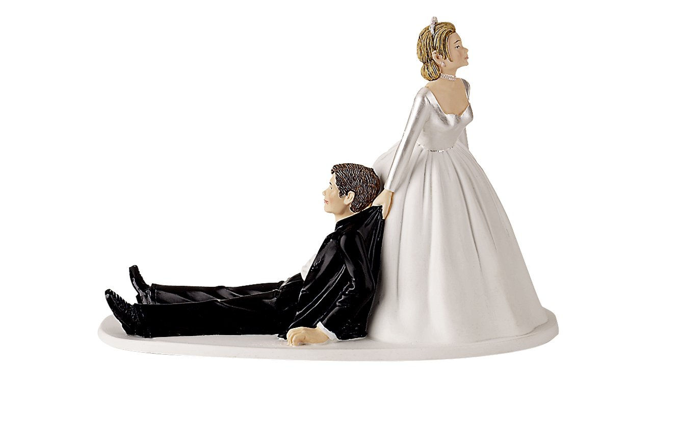 Amazon.com: Wilton Now I Have You Cake Topper: Kitchen & Dining