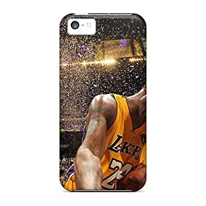 Top Quality Protection Los Angeles Lakers Kobe Bryant Cases Covers For Iphone 5c