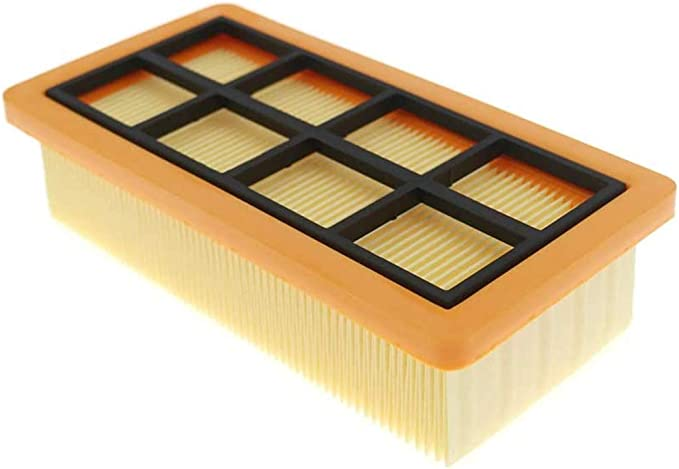 WuYan reemplazos filtro HEPA para Karcher 6.415-953.0 AD 3.000 AD 3.200 Filtro de limpieza de polvo Accesorios Filtro de aspiradora