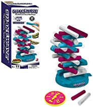 Shakewave - The Ultimate Stacking Blocks Game Challenge. Stack Rollers to Form A Tower As High As Possible On