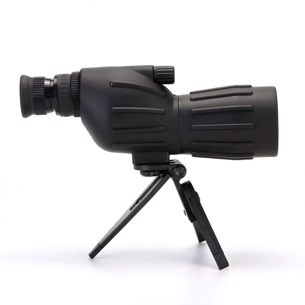 JIAHE115 HJBH Télescope HJBH Monocylindre Haute Puissance HD Télescope 15-40  50 Vision Nocturne Imperméable en Plein Air pour Cible Tir Observant Paysage Optique HJCA