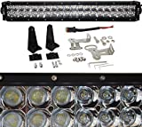 3D 120W Light Bar OZ-USA Led Cree 20