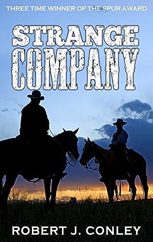 book cover of Strange Company