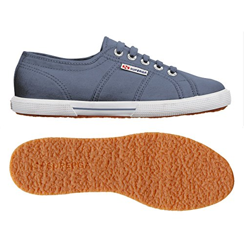 Blue Velvet Superga unisex Sneakers Cotu 2950 qwZUrZXI
