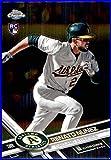 2017 Topps Chrome #99 Renato Nunez RC ROOKIE OAKLAND A's ATHLETICS Baseball Card
