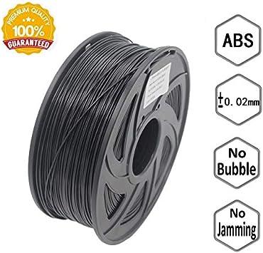Z-Wenquan 3D 1 kg 1.75mm Impresora 3D Filamento PLA ABS Material ...