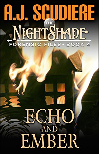 The NightShade Forensic Files: Echo and Ember (Book -