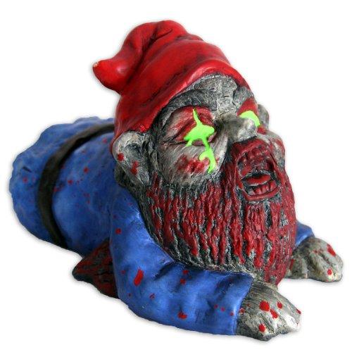 Zombie Garden Gnome Crawler Gnome