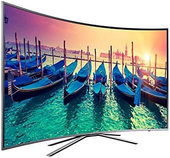 Led Samsung UE49KU6500 Curvo Ultra HD 1600 Hz Dvbt-2 Smart TV WiFi 3 Hdmi: Amazon.es: Electrónica