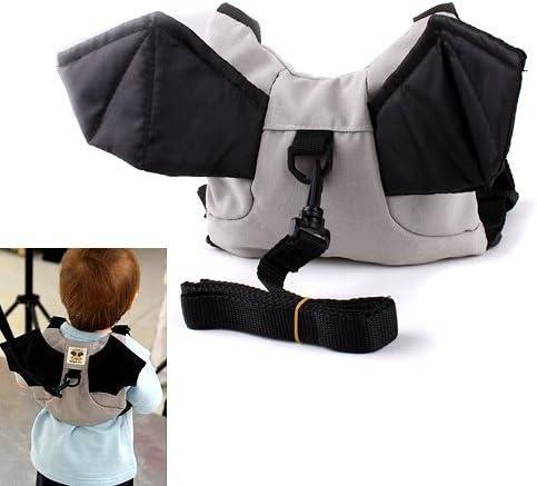 Supersaving360 Bat Baby Kid Keeper Toddler Walking Safety Harnesses Backpack Strap Bag by Supersaving360