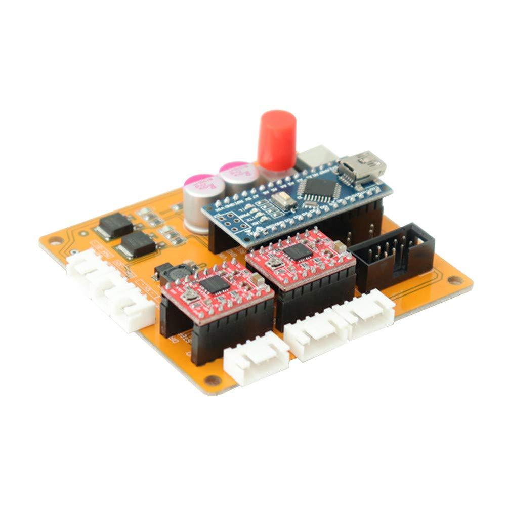 Handlaufhalter HLH 1102 Schwarz gew/ölbte Auflageplatte Handlauftr/äger