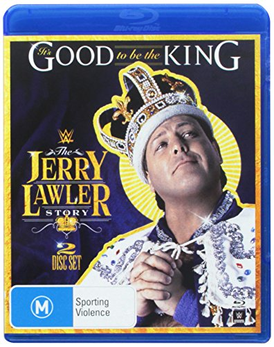 Wwe: Jerry Lawler - It's Good to Be the King [Blu-ray]