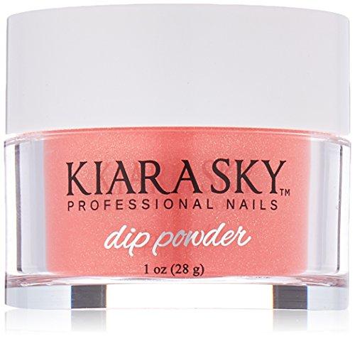 Kiara Sky Dip Powder, Cocoa Coral, 1 Ounce