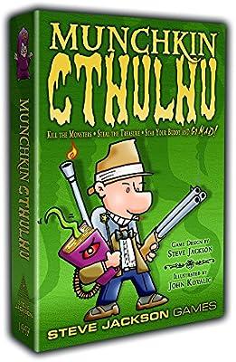 Steve Jackson Games 1447 - Expansión de Cthulhu para Juego de ...