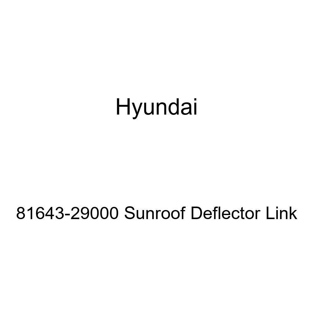 Genuine Hyundai 81643-29000 Sunroof Deflector Link