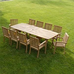 51vvTM%2BQ2DL._SS300_ 51 Teak Outdoor Furniture Ideas For 2020