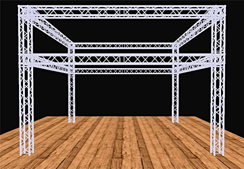 - Global Truss 20 Foot x 20 Foot F34 Double Tier Display System