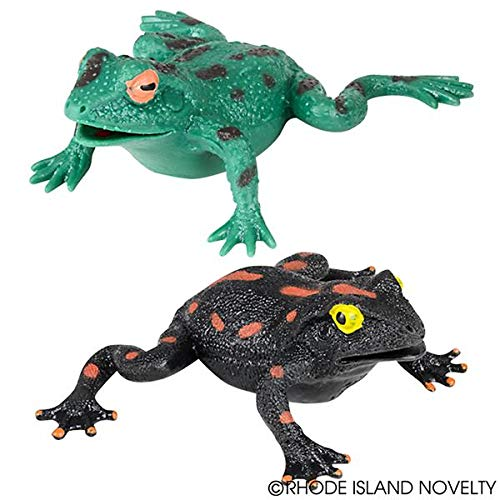 Stretchee Frog the Rain Forest Stretchable Frog 2 Pack
